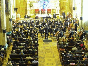Concierto en Santo Domingo